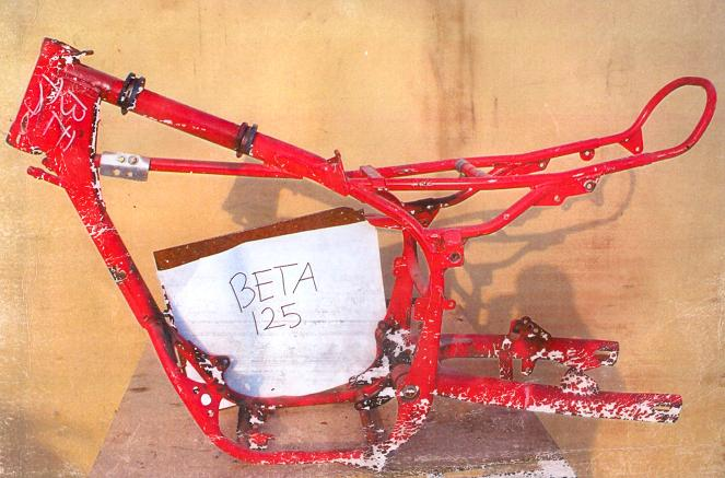 BETA 125