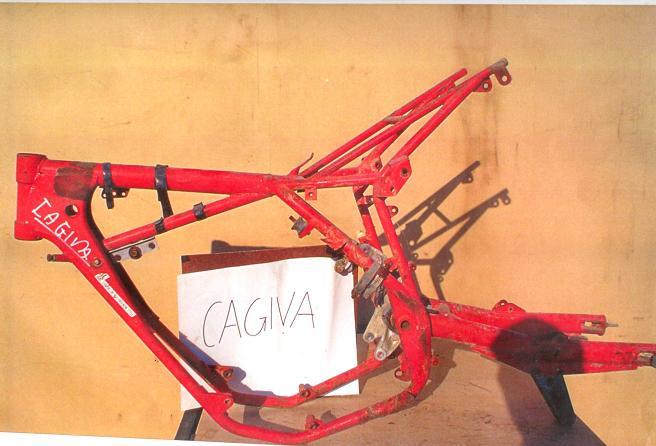 telaio CAGIVA