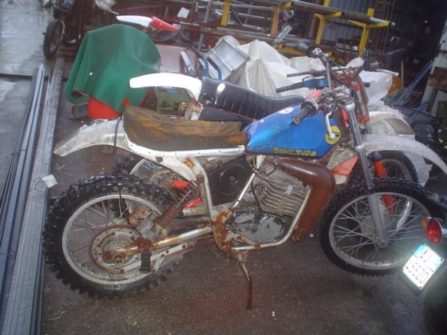 SIMONINI CROSS 125cc 1974
