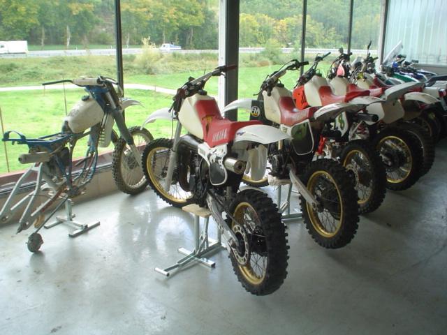 stock moto yamaha d
