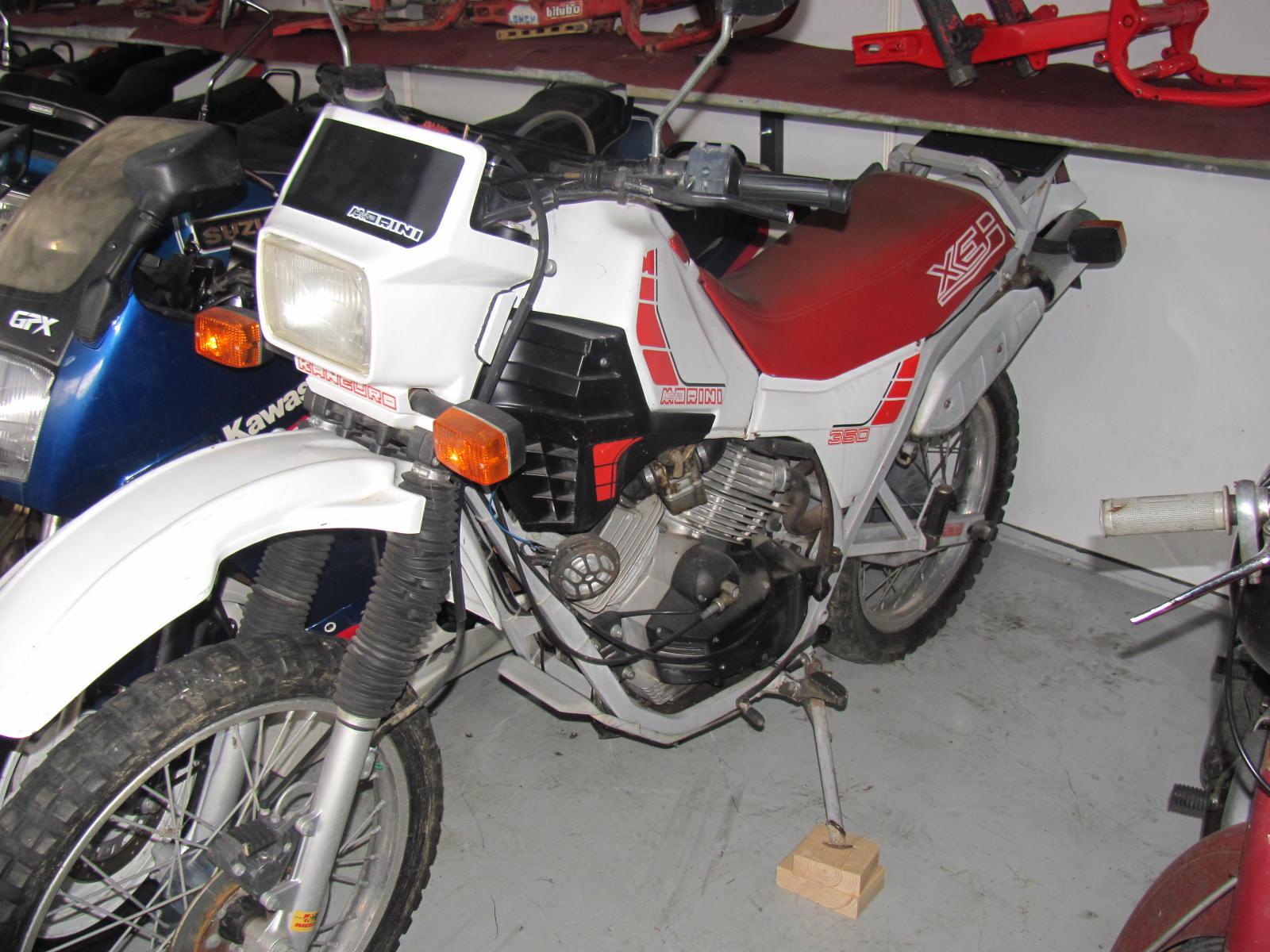 Morini 350