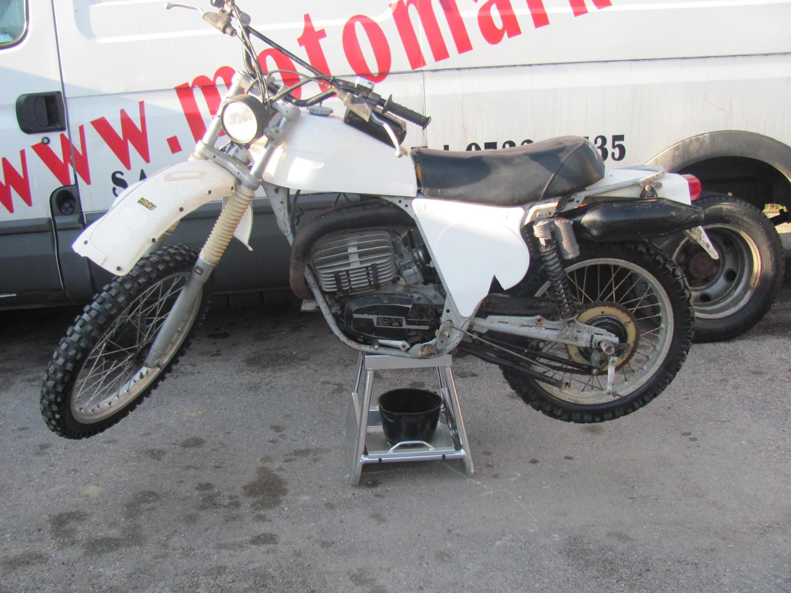 FANTIC CABALLERO 125 cc