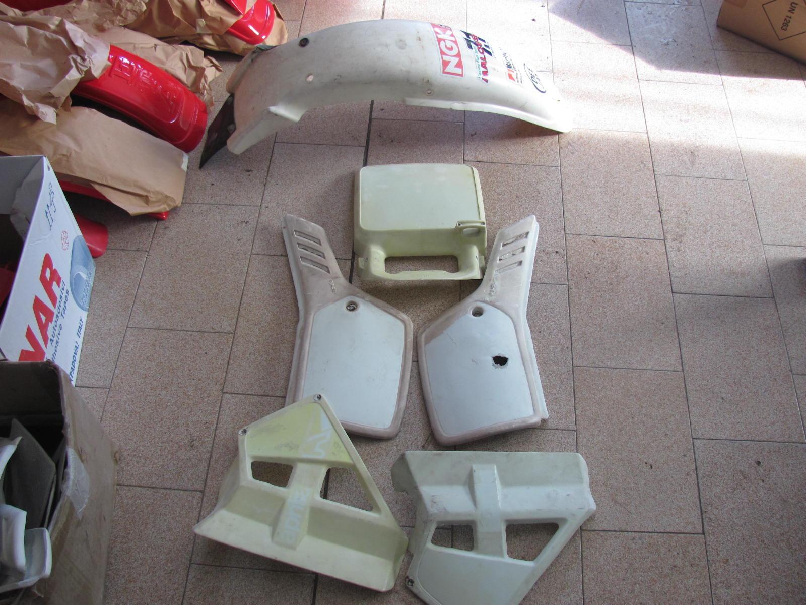 kit plastiche Aprilia