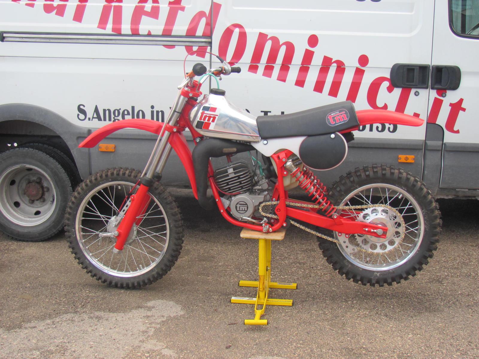 MOTO TM 125