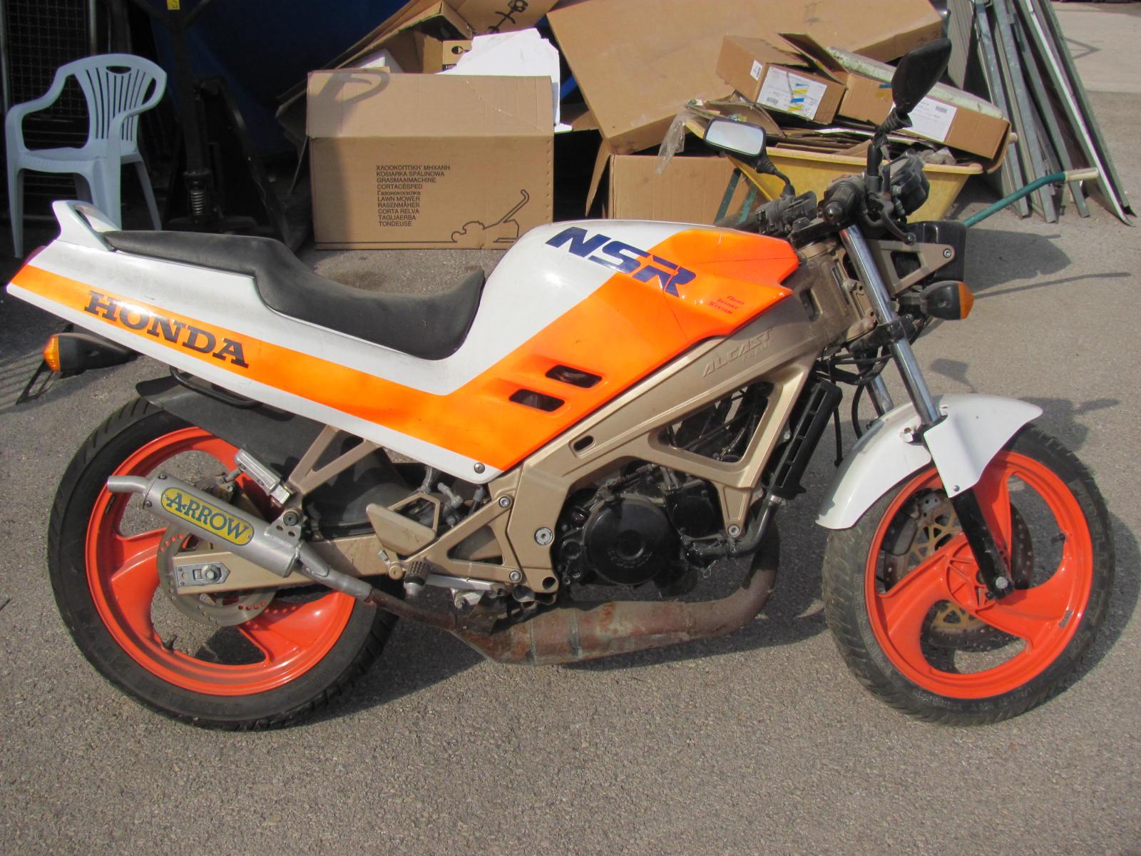 Honda nsr