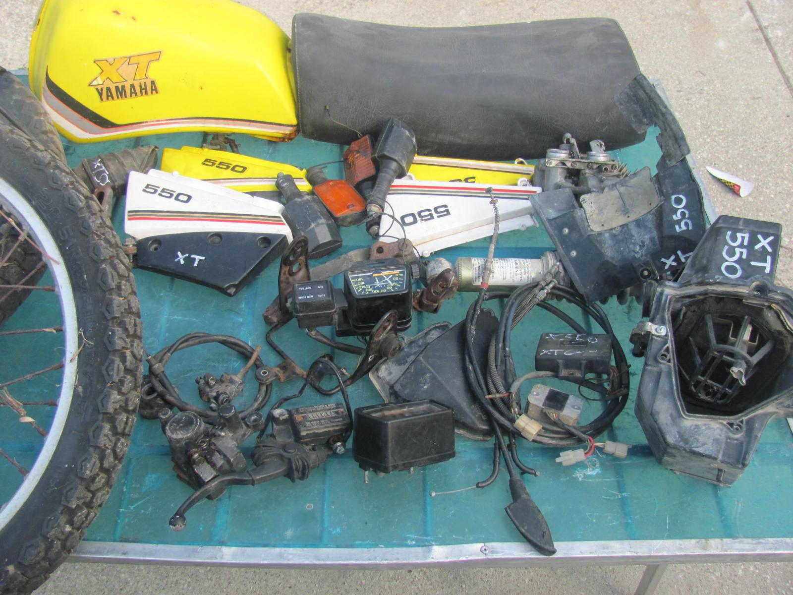 YAMAHA XT 550 | MOTOMARKET DOMINICI | I nostri articoli