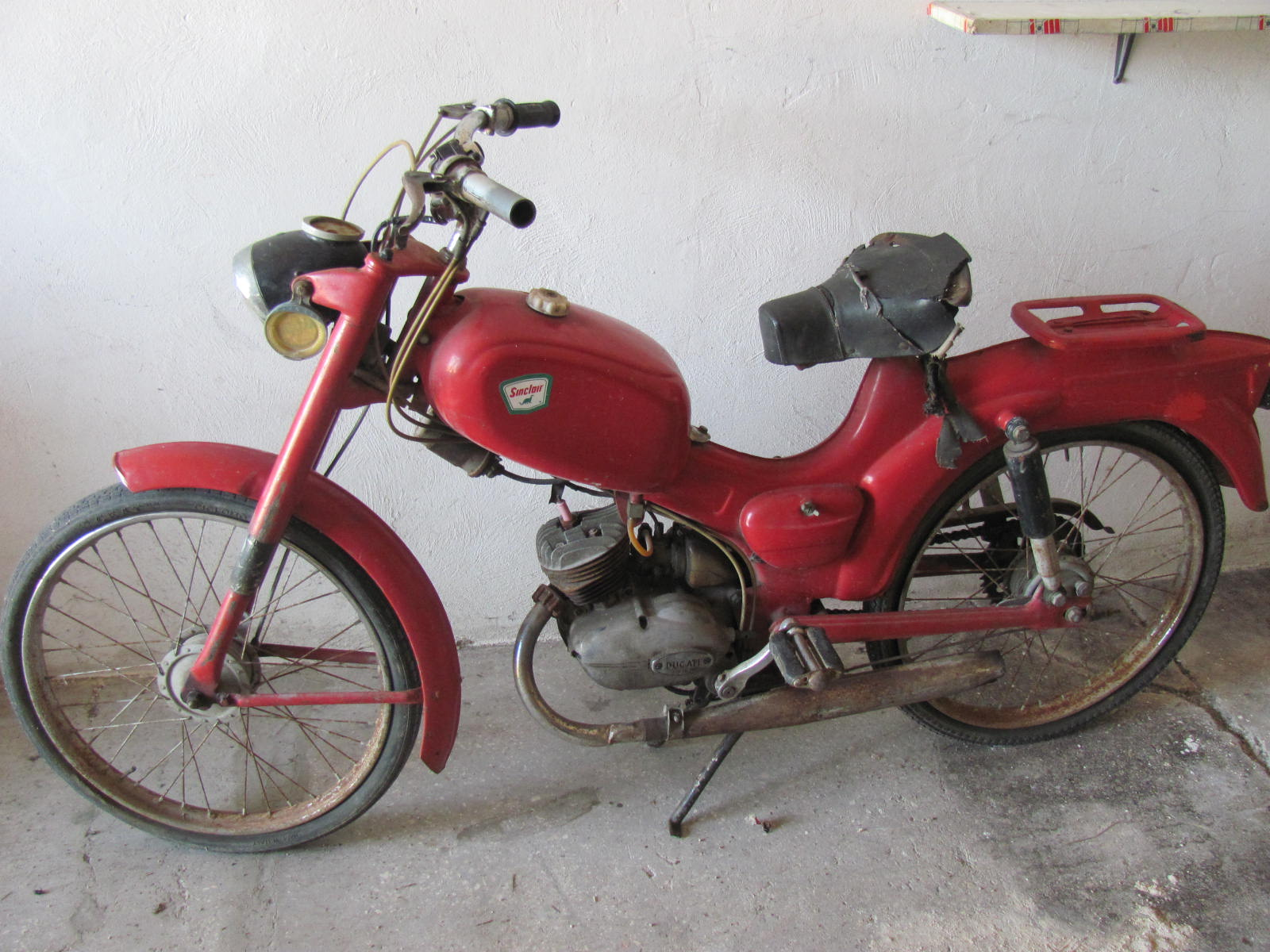 Ducati 50 cc