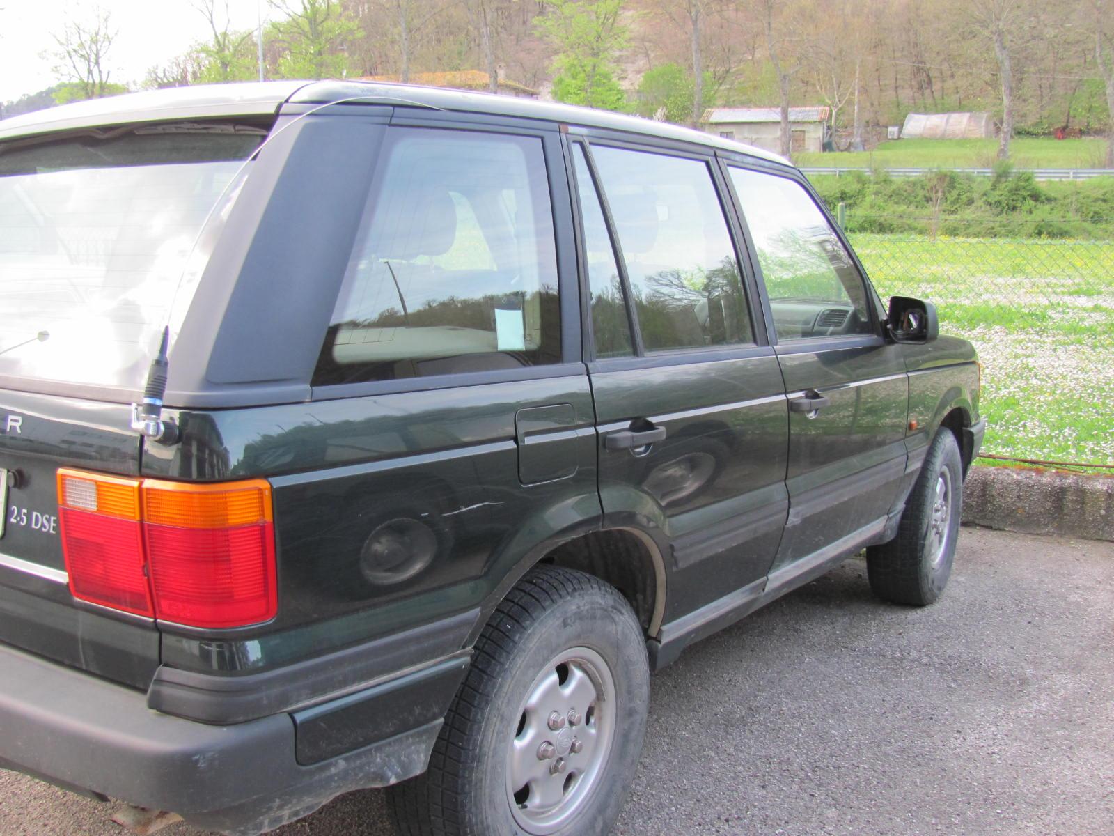 Range Rover LP 2.5 man