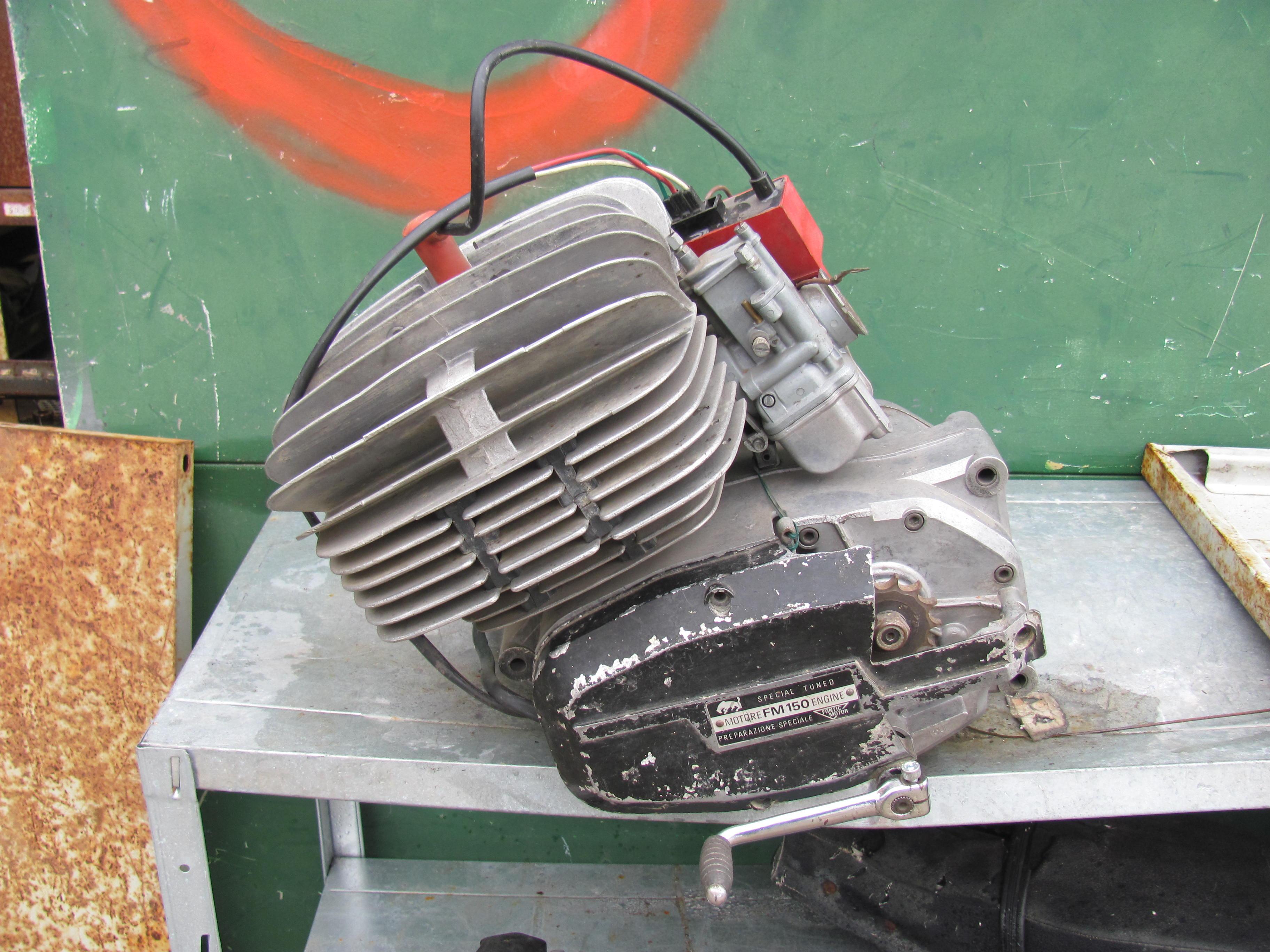 Motore fantic fm 150
