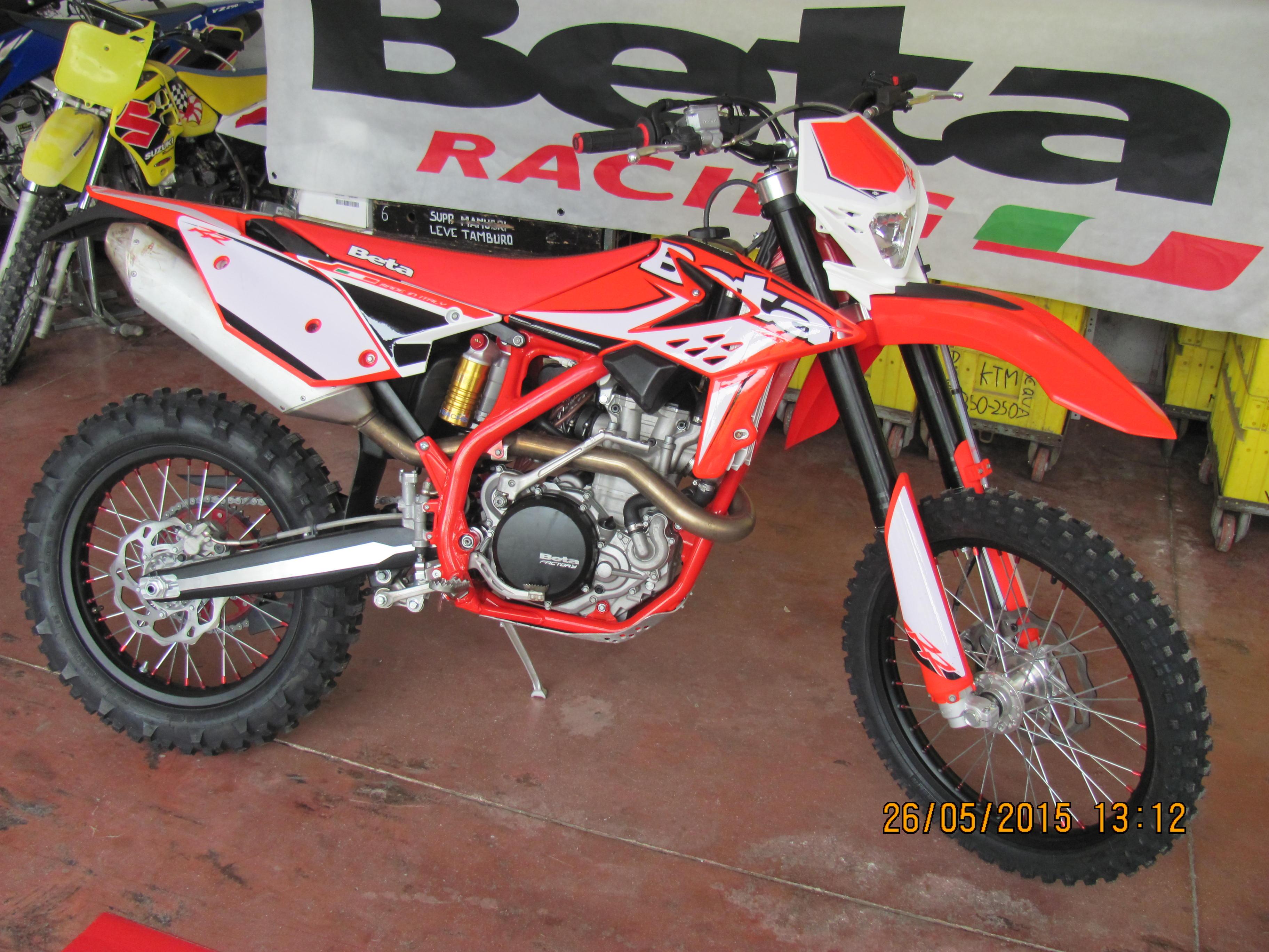 BETA RR 400 cc USATA