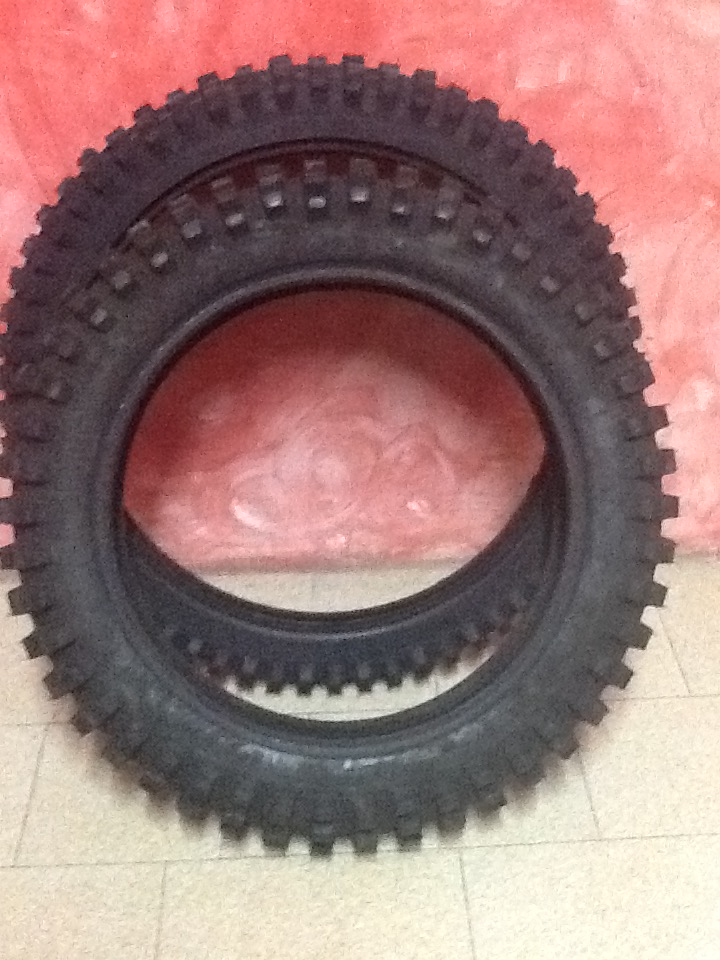 Gomme MT16