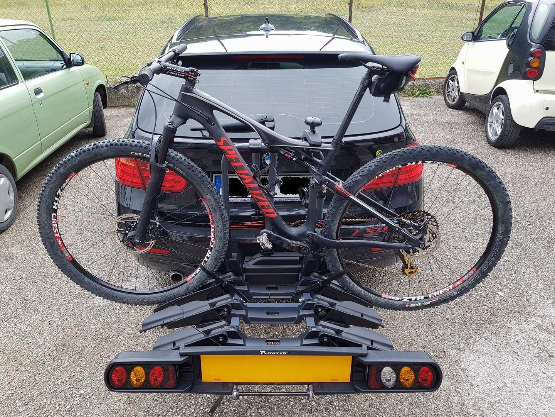Portabici Pure Instinct Peruzzo 708/3W 3 bici