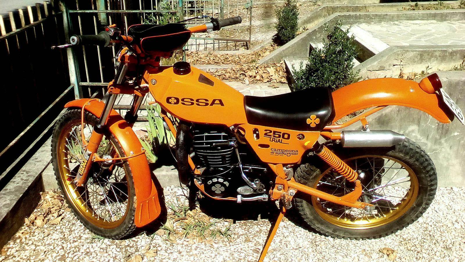Ossa 250 1980