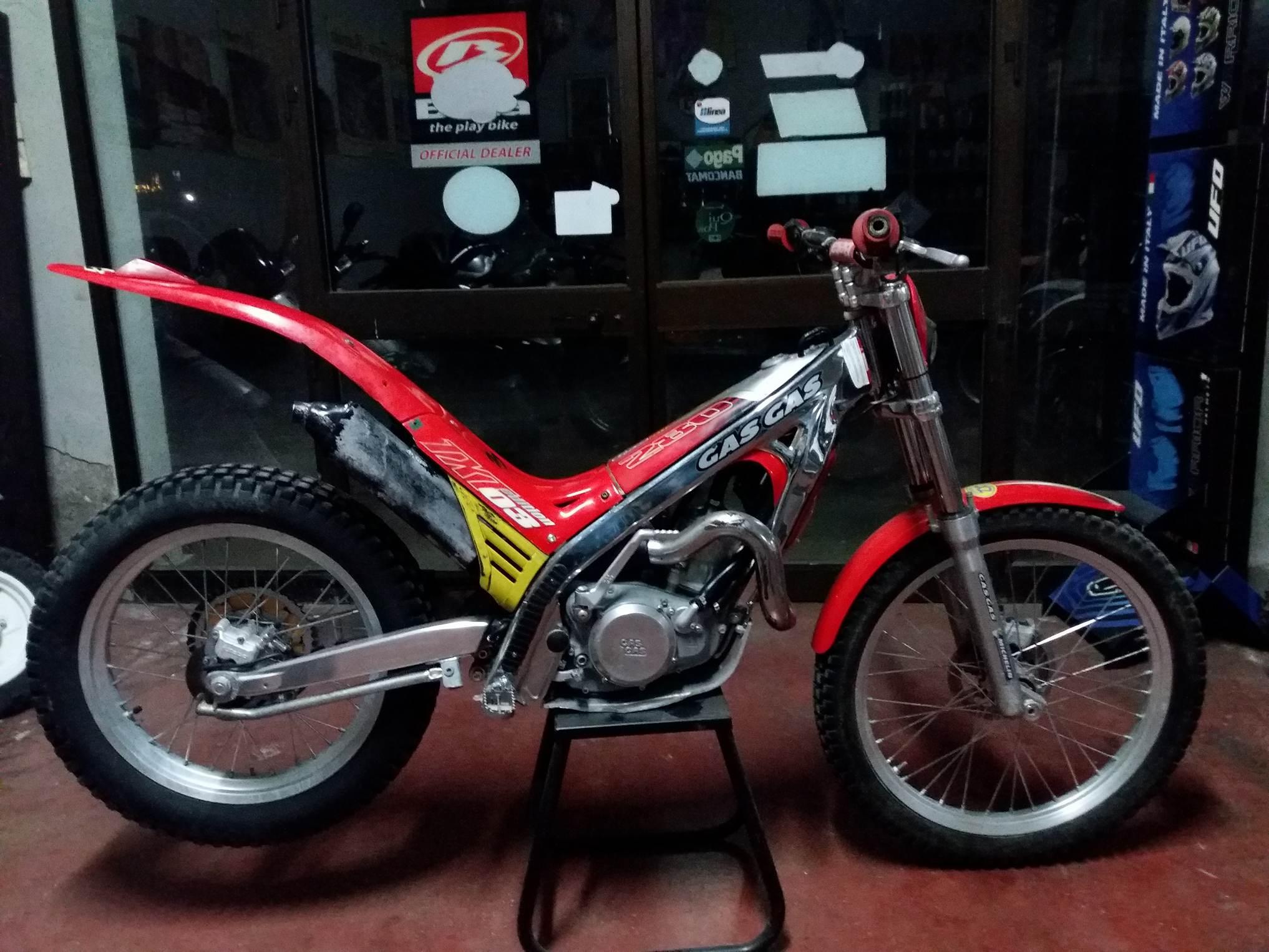Gas gas txt 280 edition