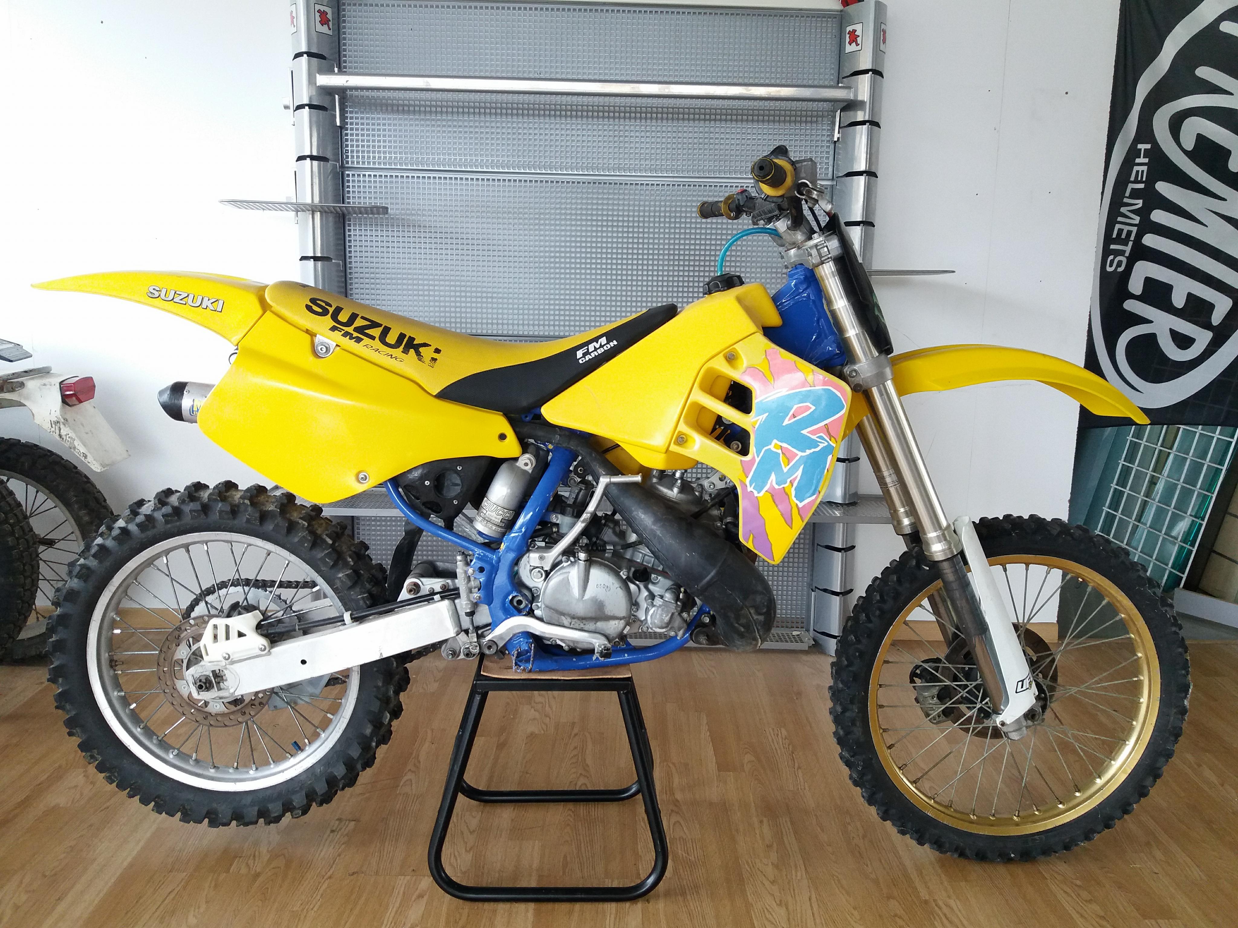 Suzuki rm 250 1992
