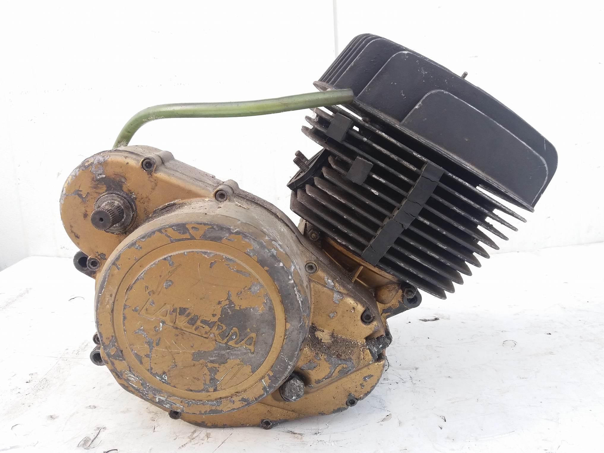 Blocco motore laverda coach 250