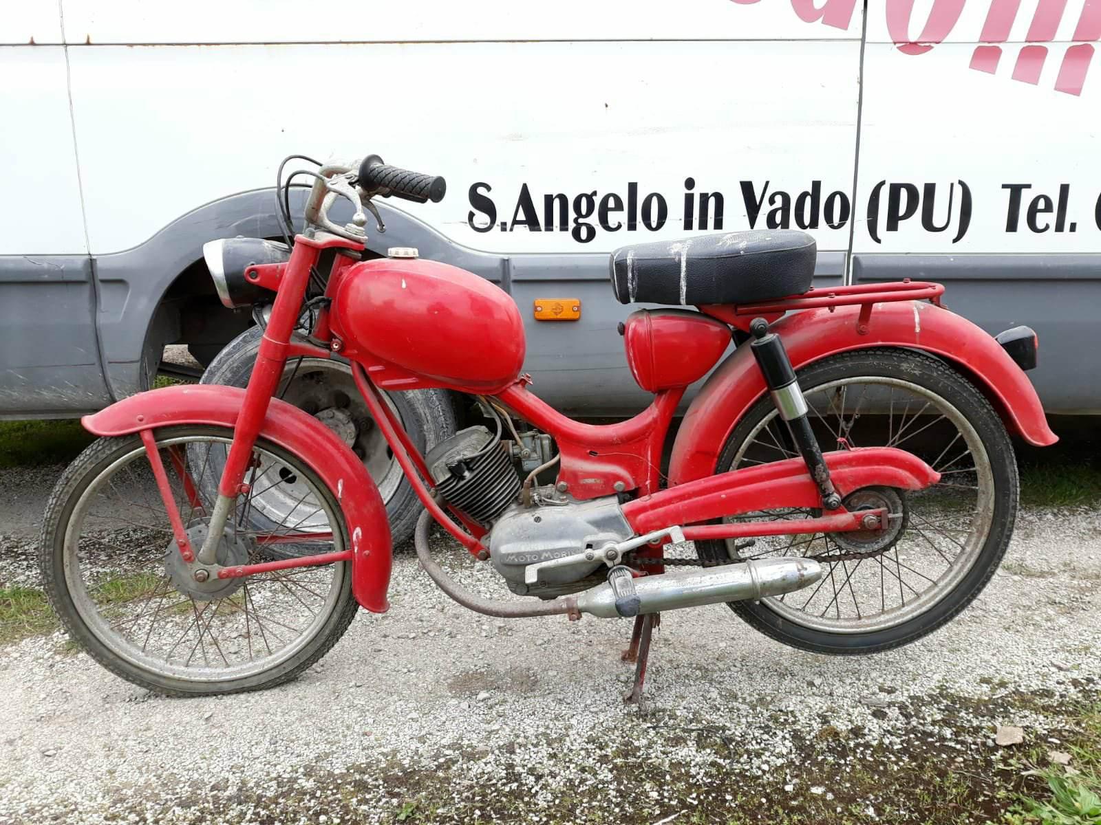 Moto morini corsarino zz sport