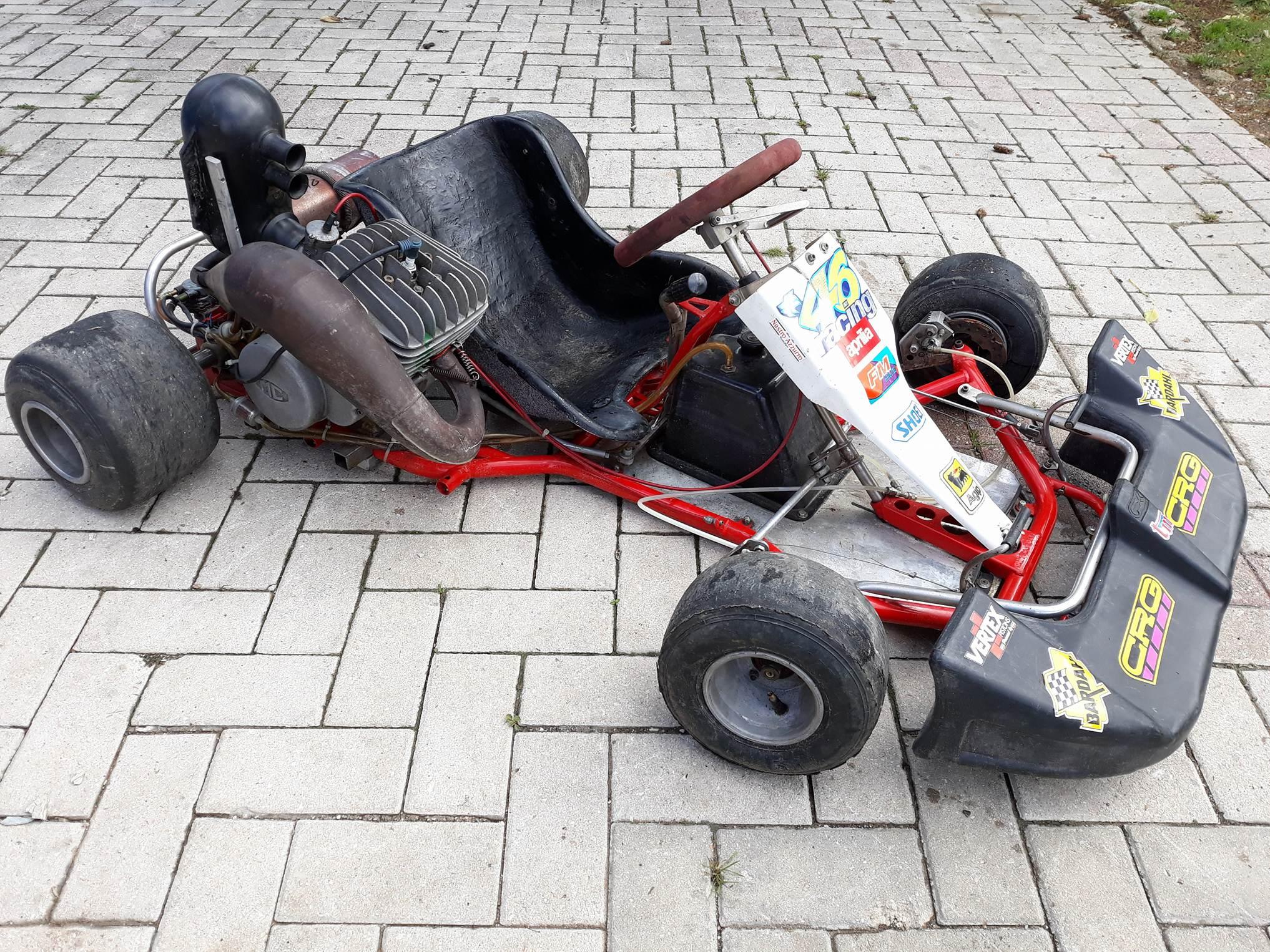 Kalì kart motore mc