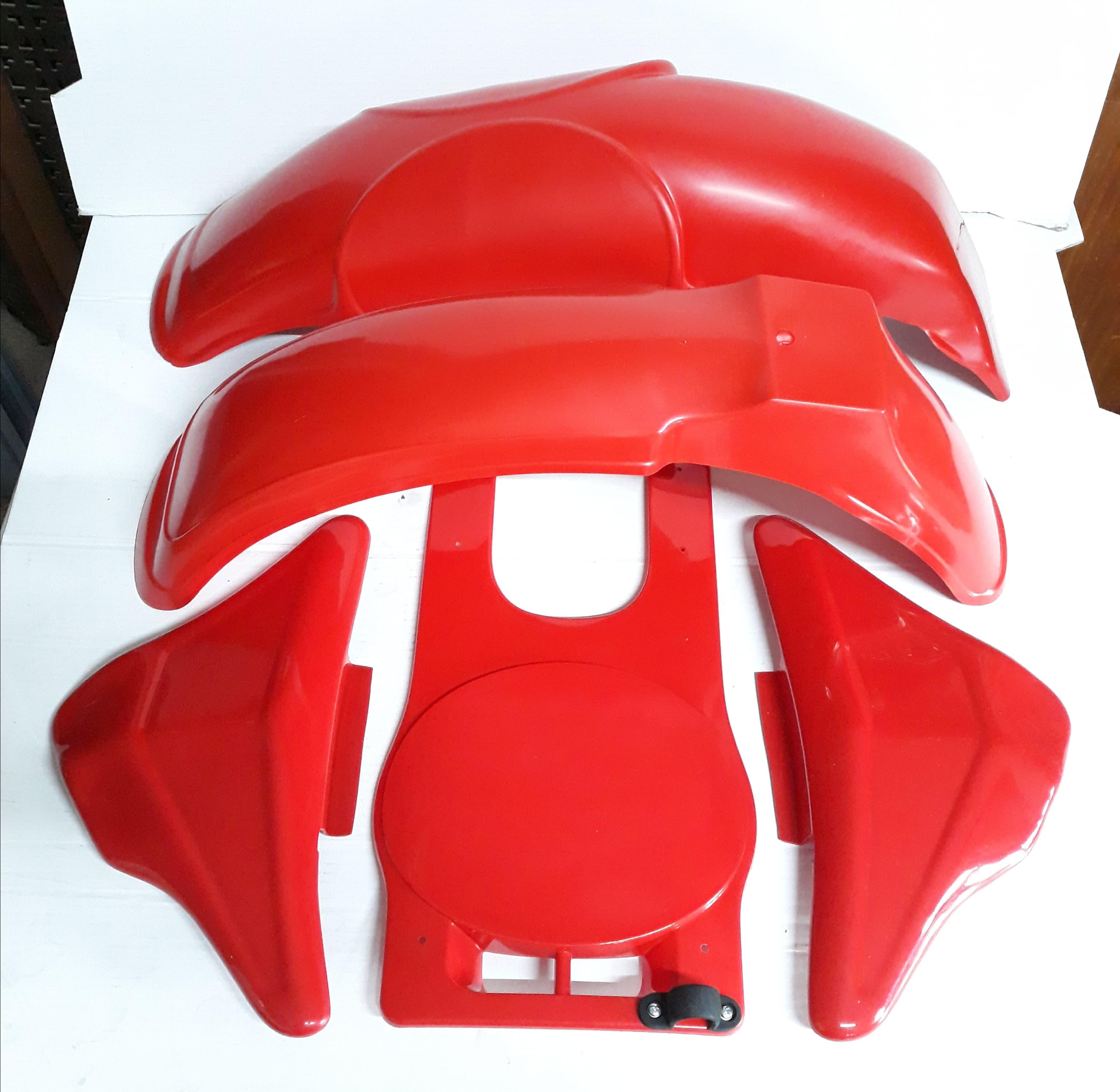 Kit plastiche beta cr 250 1980-1981