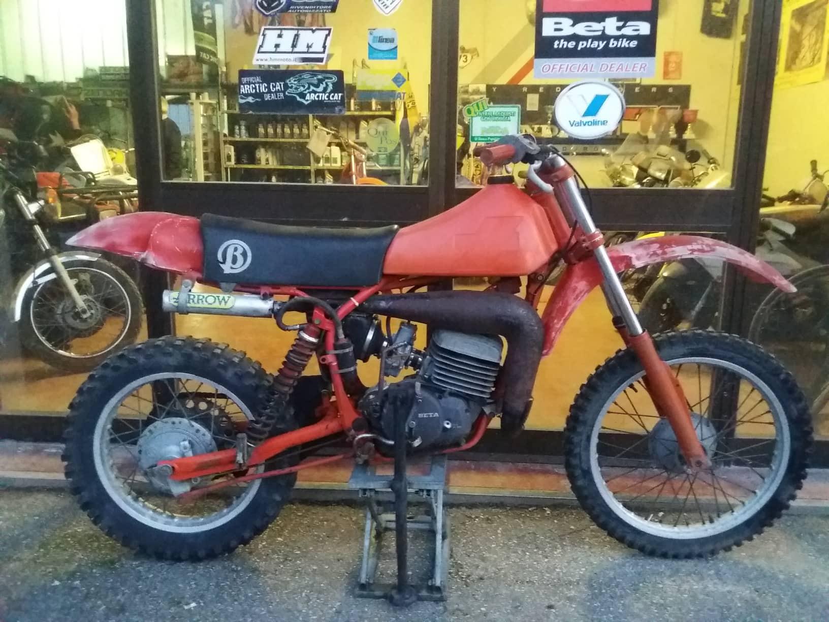 Beta gs 250 1981