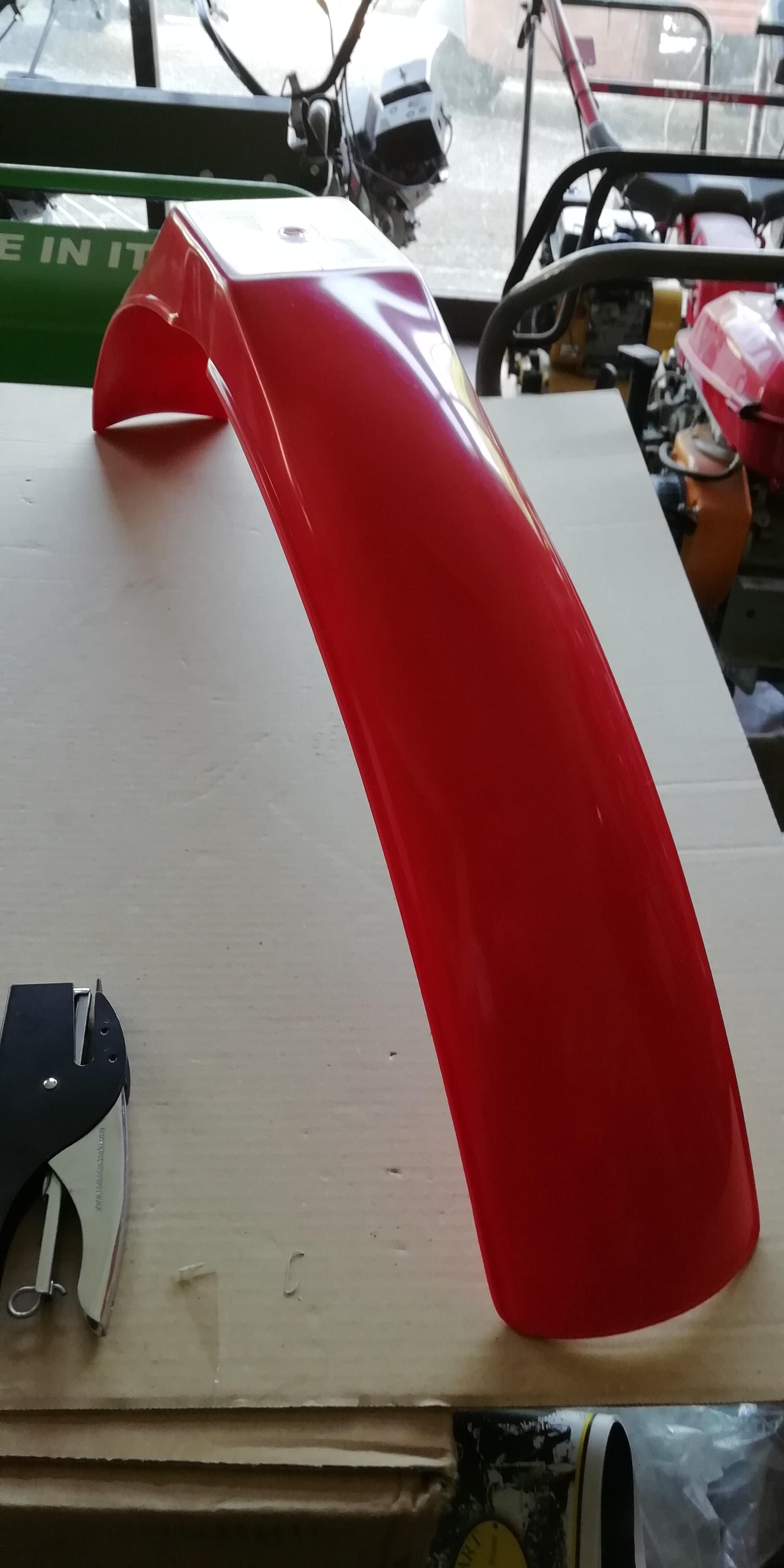 parafango anteriore per BETA ANNI 74/76